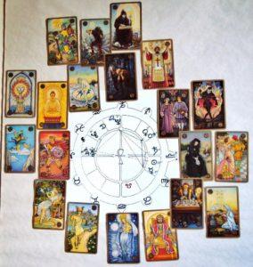 Tarot Symbolon - Consultation Tarot Mandala - Daphnée Seurin - Astrologue