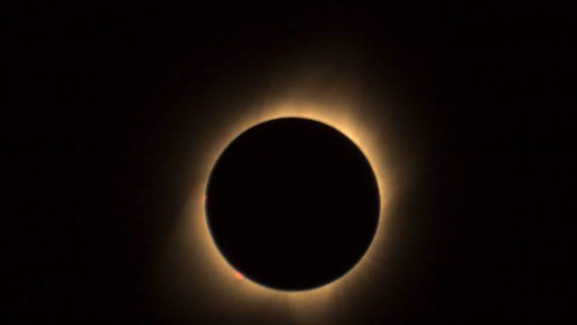Eclipse totale du soleil - Actualité du ciel - Blog Astrologie - Daphnée Seurin - Astrologue